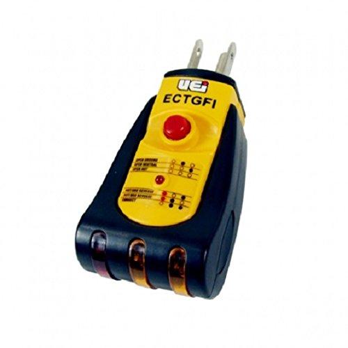 UEi Test Instruments Ectgfi Ground Fault Indicator Tester