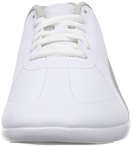 SL da 01 Ginnastica Soleil Scarpe White Silver Bianco Donna Modern Puma puma Basse wqpEIwF