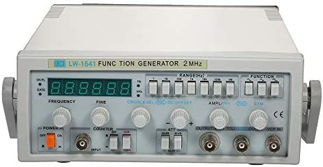 DDS signal source module Dual channel signal generator Frequenc 0.1Hz TO 10MHz
