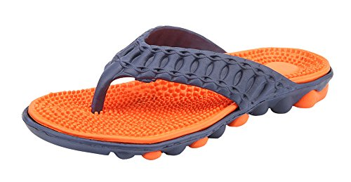 Verano Ultra Comodas EVA Yooeen Antideslizantes Naranja Zapatos Playa Chanclas Hombre Piscina y Ligeras Piscina Chancletas de t0wqUA41x