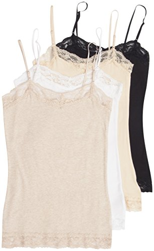 Jersey Lace Cami - 9