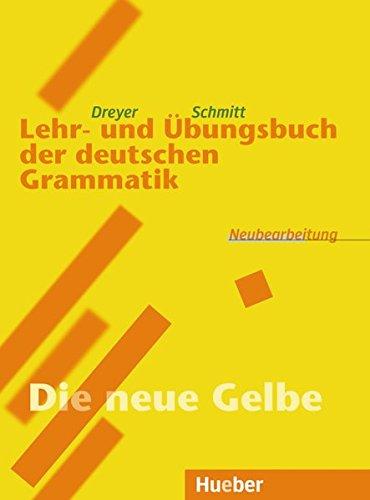 Lehr Und Ubungsbuch Deutschen Grammatik