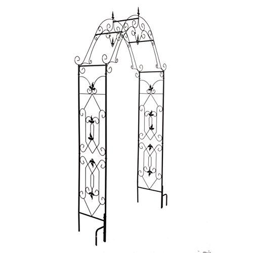 Better Garden Steel Garden Arch, 8'1