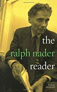 The Ralph Nader Reader by Seven Stories Press