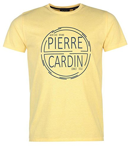 mens-casual-short-sleeves-print-t-shirt-top-medium-lemon