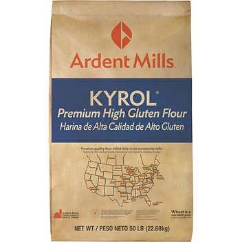50 lb bread flour - 2