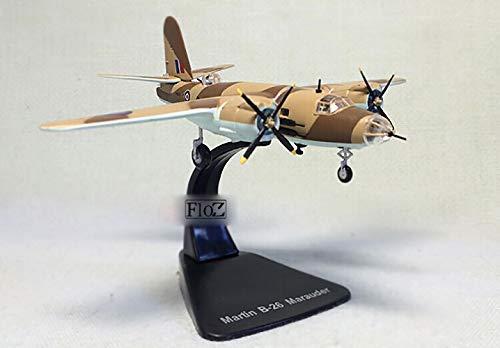 FloZ WWII USA Martin B-26 Marauder 1/144 diecast Plane Model Aircraft