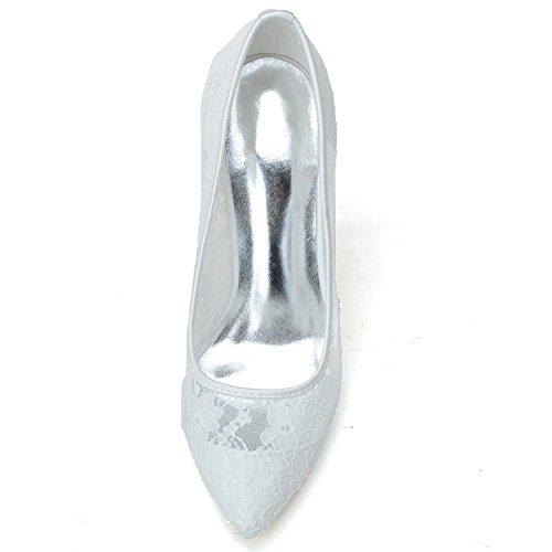 Tacchi Wedding Rosa Femminile L Alti Che Bianco Matrimonio Yc Party amp; Scarpe Sera Rosa Nero Ix0fqpgx