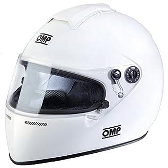 Ford-homologado Omp-Casco integral Karting J-Kart Cmr