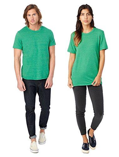 Organic Basic Crew Shirt - 5