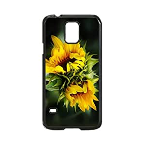 Siamese Twins Photo Design Durable Hard Case Cover For Samsung Galaxy S5 i9600 Regular