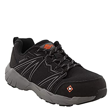 25a98f88480 Amazon.com | Merrell Work Men's Fullbench Superlite Alloy Toe | Shoes