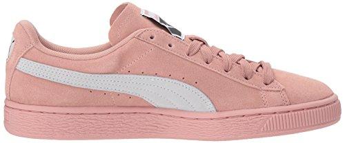 Mode Wns Beige Peach Puma White Baskets puma Classic Femme qtpZUn