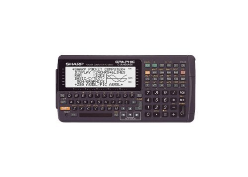 シャープ G850VS Pocket Computer 【関数電卓】 B00FVR562Y