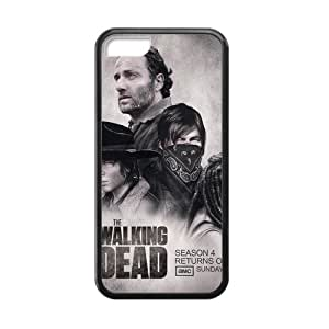 CSKFUBest Designed Hot TV Play The Walking Dead Case Cover Protector Compatible with iphone 6 5.5 plus iphone 6 5.5 plus TPU (Laser Technology)