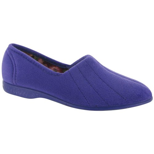Ladies Slipper Lilac GBS Audrey UK 9 Womens Slippers RqrPwx5PEn