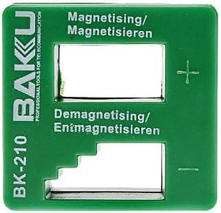 Baku magnetizador / desmagnetizador BK-210: Amazon.es: Electrónica