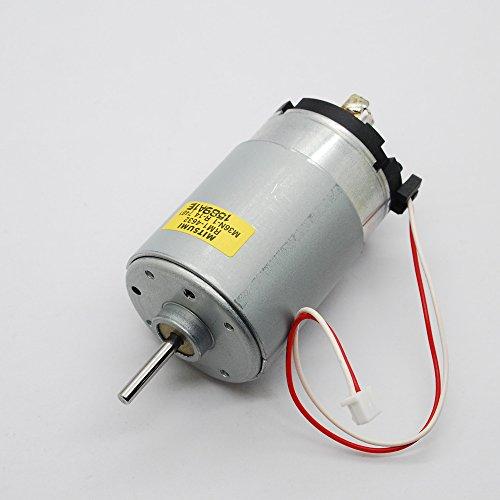 Powerful MITSUMI 555 DC MOTOR Biaxial 12-30V dc 54.8mN.m 2850rpm- 6500rpm