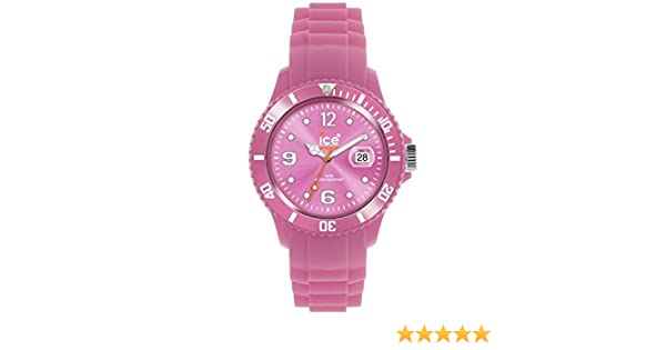 Amazon.com: Ice-Watch Silicone Summer Violet Watch with Silicone Strap: Watches
