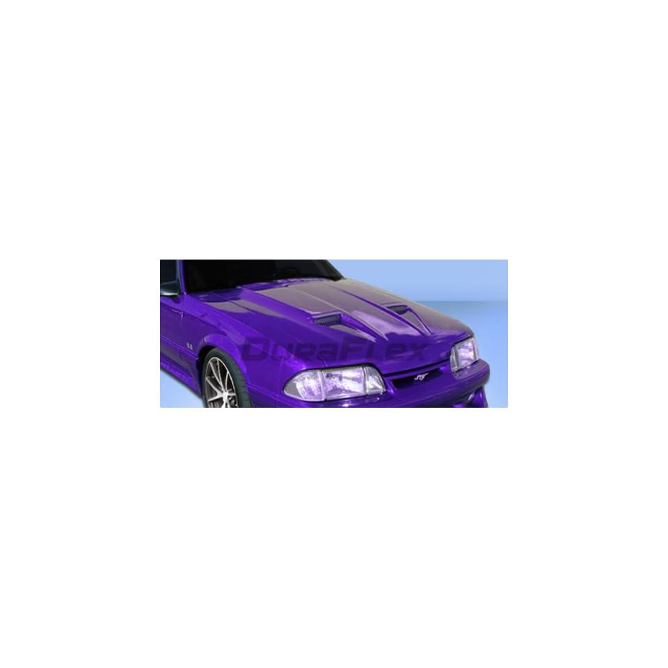 1987 1993 Ford Mustang Duraflex Mach1 Hood