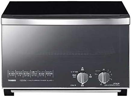 ツインバード ミラーガラスオーブントースター