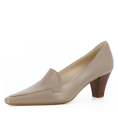 Cuir Evita Femme Shoes Escarpins Evita Shoes Taupe Patrizia Lisse Pxwq7F