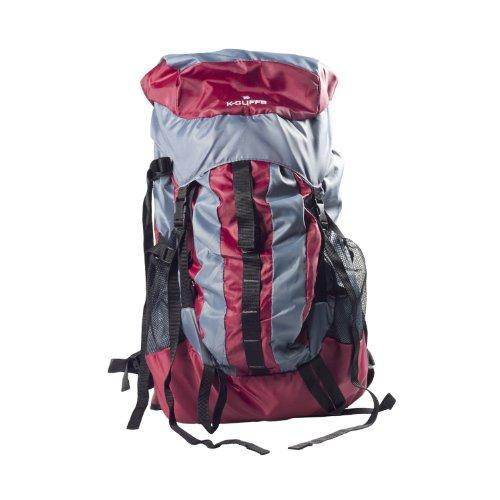 CastlepineTM Internal Frame Backpack (Maroon), Outdoor Stuffs