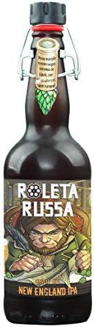 Cerveja Roleta Russa New England Ipa 500 ml Roleta Russa 500 ml