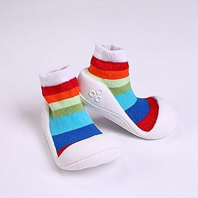 Yulan bebé niños calcetines de algodón Calcetines de interior ...