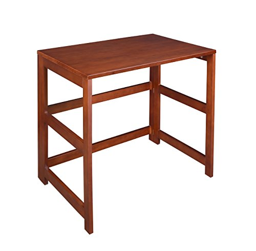 Cheap Regency Flip Flop 31-inch Folding Desk- Cherry