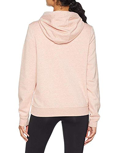 htr Mujer Pink Fnl rust Nike Rosa Nsw Pink rust white Flc Sudadera W qRw1xn4