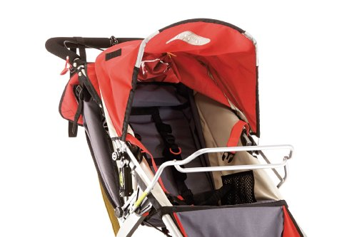 Car Seat Compatible Double Jogging Stroller - 5