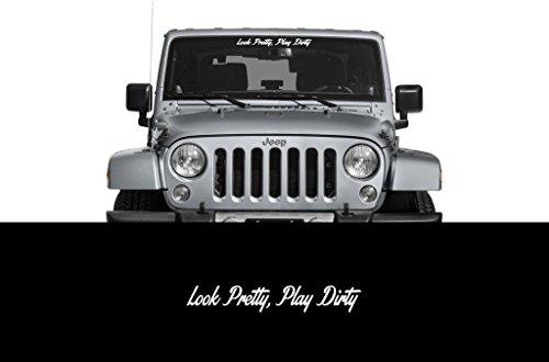 Jeep Windshield Decals - 8