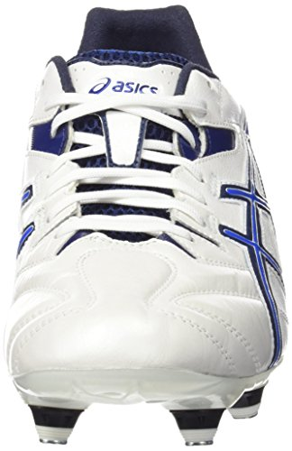 Asics Lethal Tigreor 6 St, Scarpe da Calcio Uomo Bianco (White 0159)