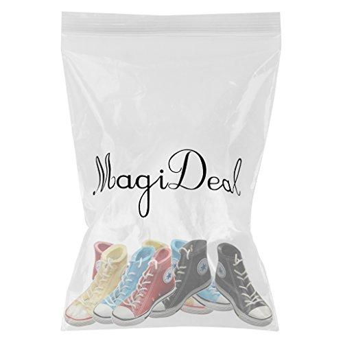 Magideal 4 Paires 1/6 Haut Baskets Sneakers Chaussures Accessoires Pour 12 Figurines Masculines
