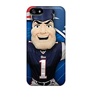 MJQ2491JWec Case Cover, Fashionable Iphone 5/5s Case - New England Patriots