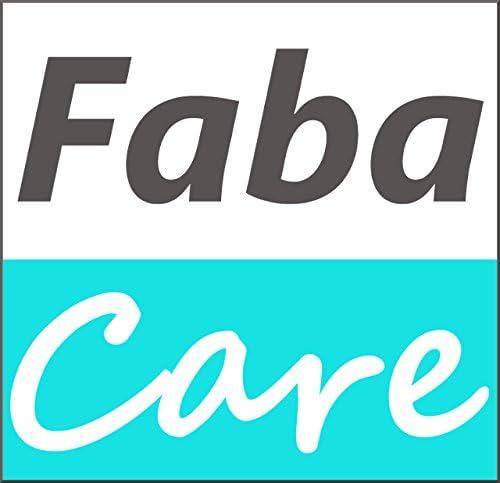 FabaCare Corbby Hallux Gel Schutz Premium, Schutzkappe für Hallux valgus, Gel-Pad Schutzpolster, Zehenschutz