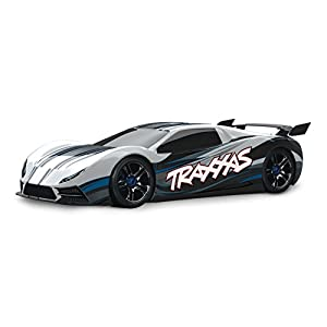 Traxxas XO-1 1/7 Scale AWD Supercar with TQi 2.4GHz Radio System & TSM, White