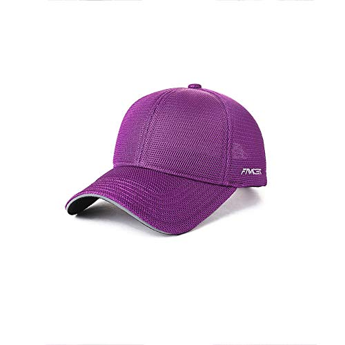 (LDDENDP Vintage Polyester Twill Grid Adjustable Truck Driver Baseball Cap Summer Baseball Cap Quick-drying Cooling Sun Hat Flefit Sports Cap Mesh Hat Suitable For Golf Riding Running Fishing Outdoor P)