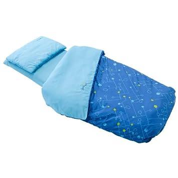 QUECHUA SLEEPIN BED Camp JR CONST Bleu Unique  Amazon.fr  Sports et ... b3ffe455e9e