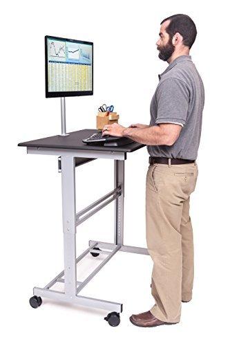 7 Best Standing Desks In 2018 Improve Your Posture And