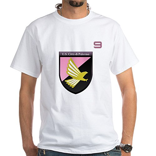 fan products of CafePress U.S. Citt? di Palermo White T-Shirt - 100% Cotton T-Shirt, White