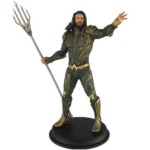 Icon Heroes Justice League Movie: Aqua Man Toy Figure Resin Statue