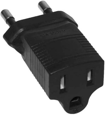 SF Cable USA to Korea Power Plug Adapter