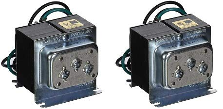 Edwards Signaling 598 120V 8/16/24V 30W Transformer (2-(Pack))
