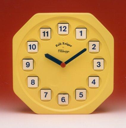 und Spieluhr Prodesign Zeit Zeiger P/ädagogische Lern