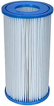 Refil Bel Para Filtro - 2000 L/hr - 110v Bel Fix Branco E Azul
