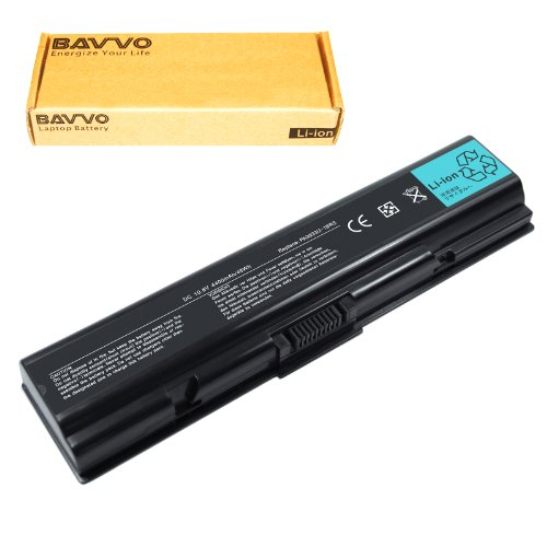 0et00x Laptop Battery - Bavvo Battery Compatible with Toshiba Satellite A200-0ET00X A200-0RY013 A200-0SX01C A200-10N A200-110 A200-12F