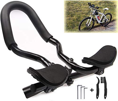 Manubrio Aero barras apoyabrazos para bicicleta (2 - 2.5 cm)