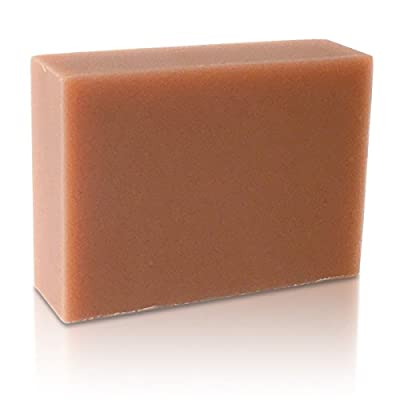 Organic Turmeric Soap - 100% Natural and Organic - Loaded with Organic Turmeric. Gentle and Unscented Soap. 4.5oz Bar.